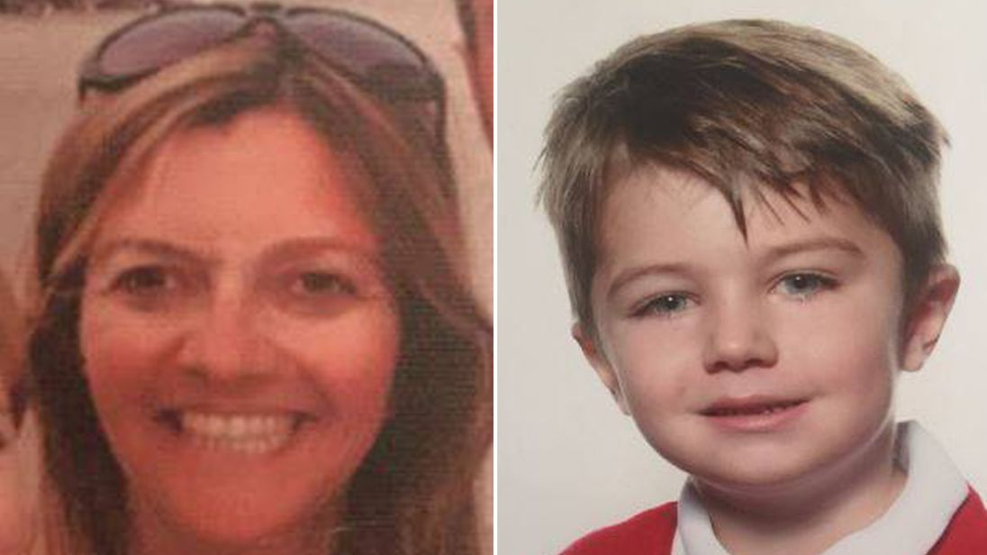 Emma Sillett and Jason Spellman are missing