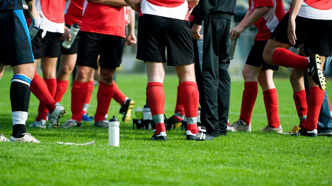 Ballyrack FC has apologised for falsely reporting the death of one of its players