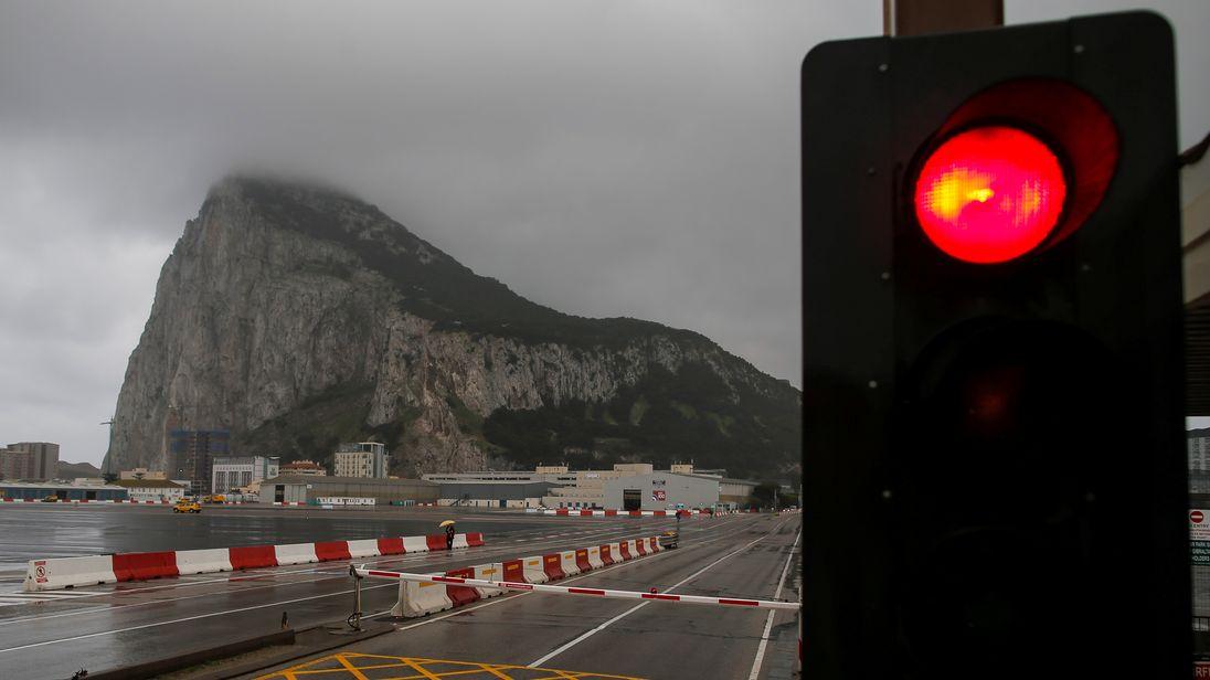 Dispute over Gibraltar set to rock EU Brexit talks