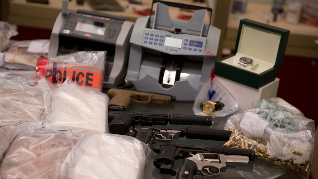 The government says it hopes to crack down on crime