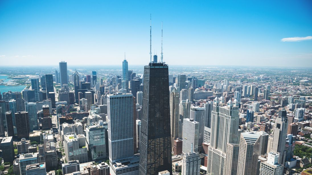 Elevator drops 84 floors after cables snap in Chicago's famed Hancock building