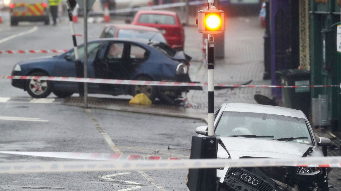 Garda from Letterkenny injured in serious incident that left man dead