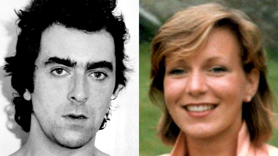 John Cannan and Suzy Lamplugh
