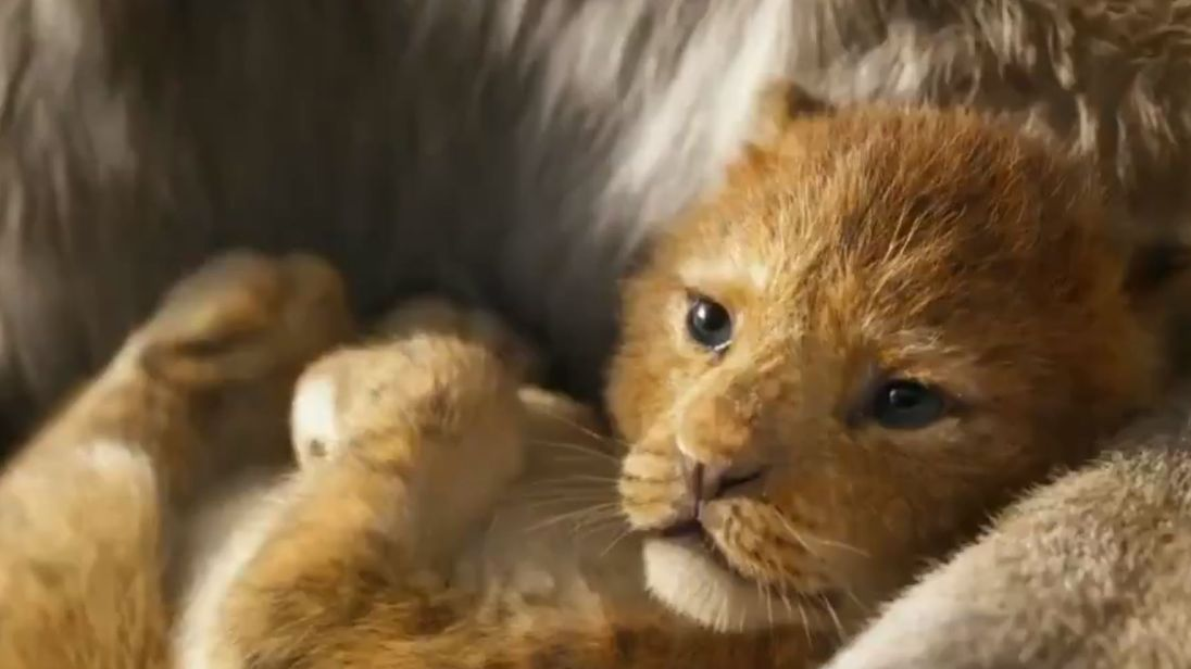 New Teaser Trailer and Poster Are Out for The Lion King