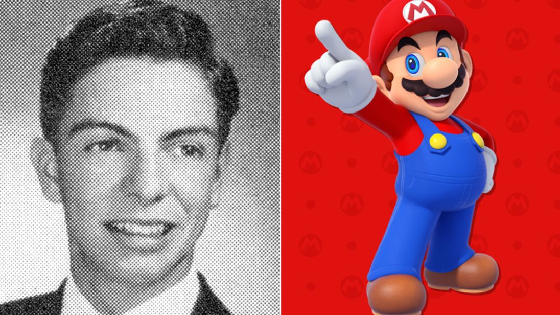 'Real Super Mario' who reluctantly inspired franchise dies