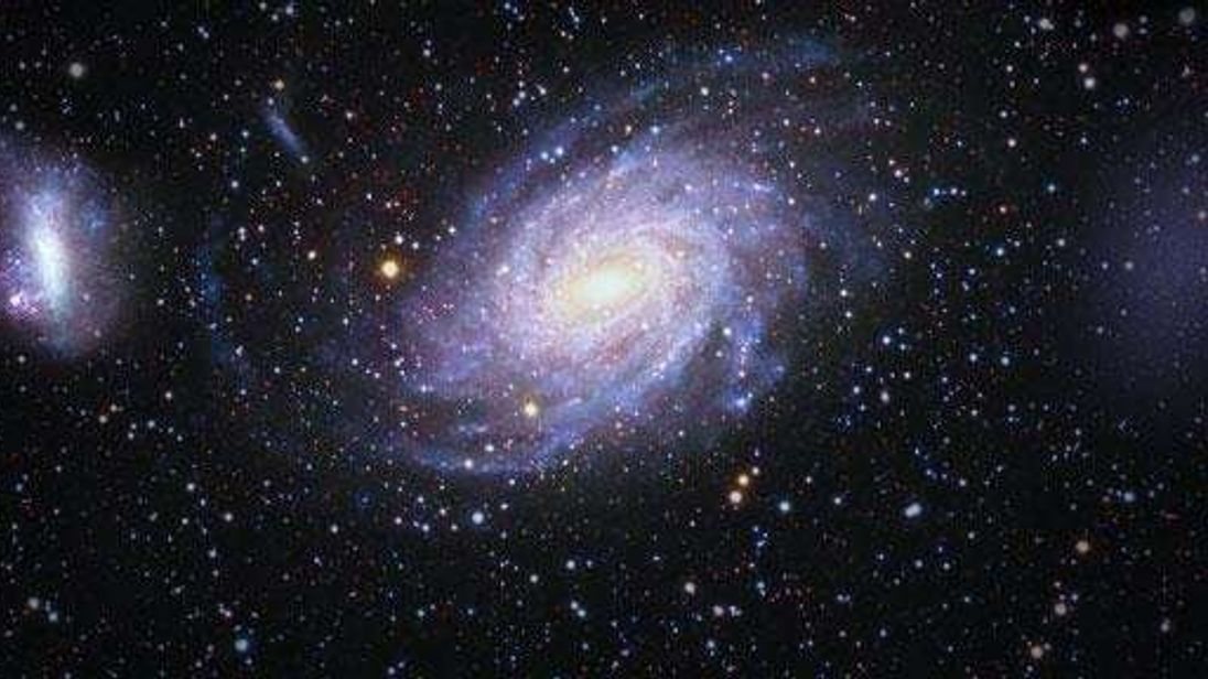 Astronomers discover 'ghost' galaxy near Milky Way