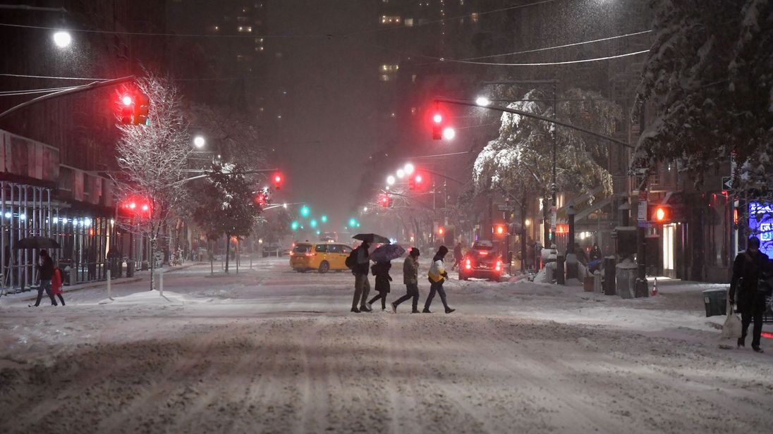 Forecasters warn Thanksgiving could be the coldest on record