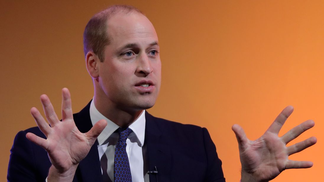 Prince William: Child's accident took me over the edge