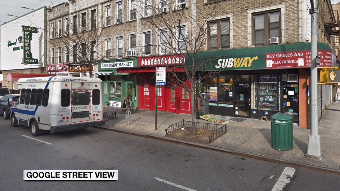 Irishman dies after 'punch in the head' in New York's Queens