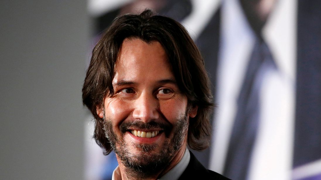 Keanu Reeves has 'great part' in Toy Story 4