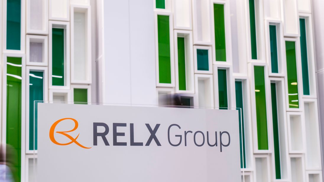 RELX is among a pack of suitors expected to table offers this week for a chunk of TES Global