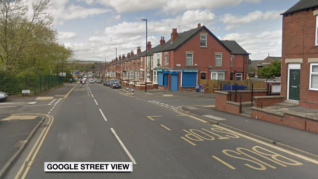 People cut from vehicles following major Sheffield crash
