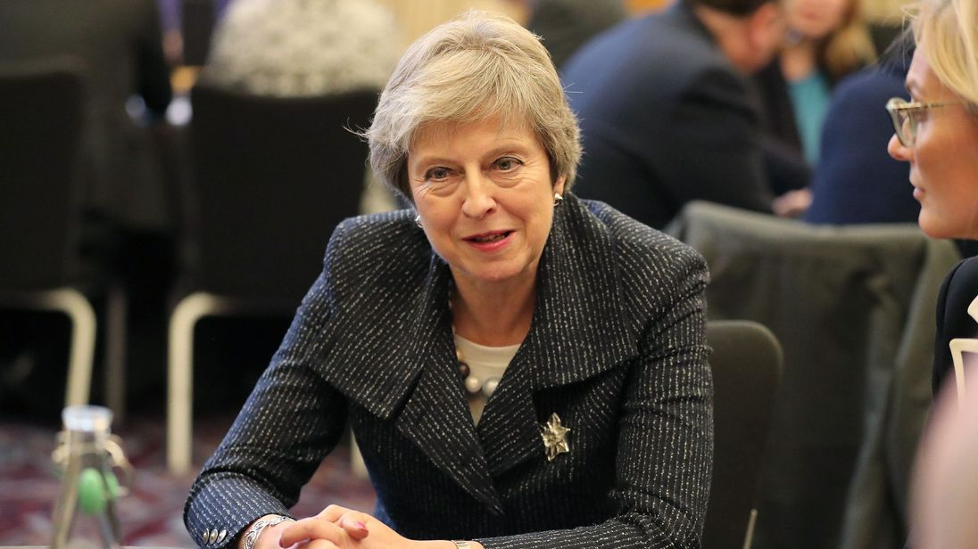 Theresa May will face questions from senior MPs