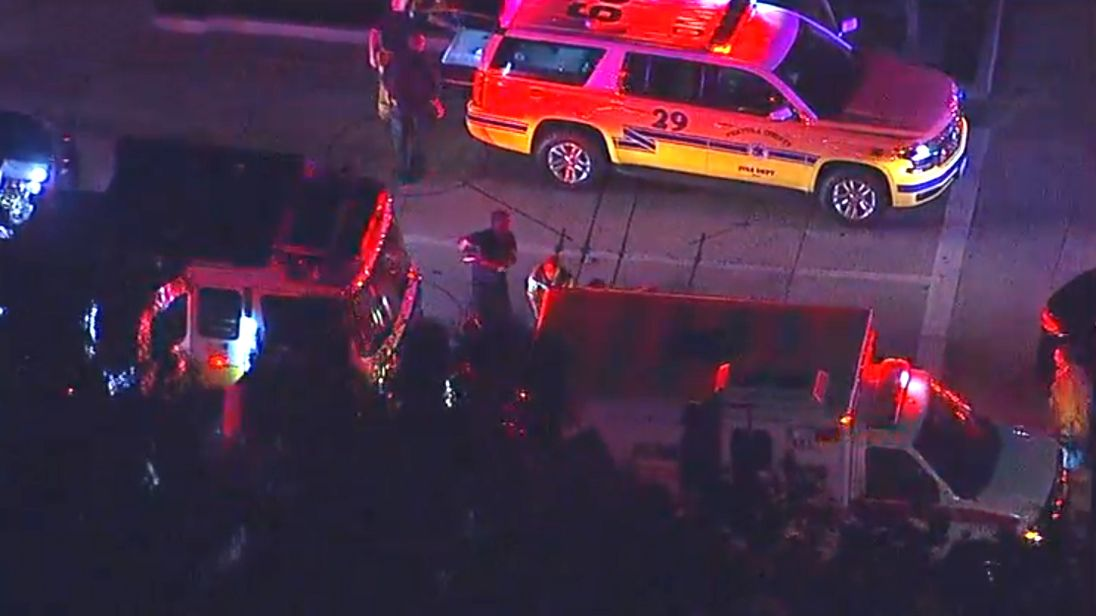 Several Injured In Shooting At Bar In Southern California, Says Police
