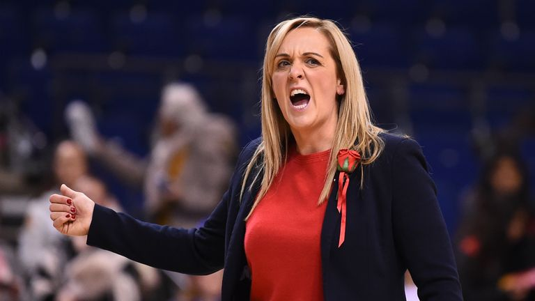 Tracey Neville admits she'll have selection dilemmas ahead of the World Cup after her England side wrapped up a 3-0 series whitewash against Uganda