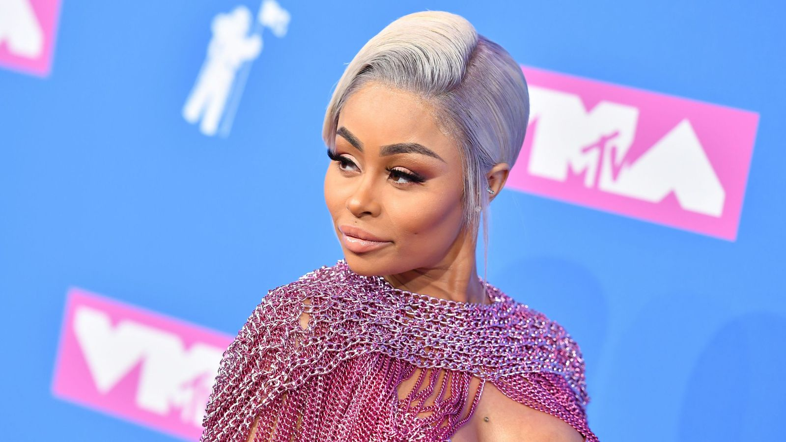 Blac Chyna under fire over skin-lightening cream