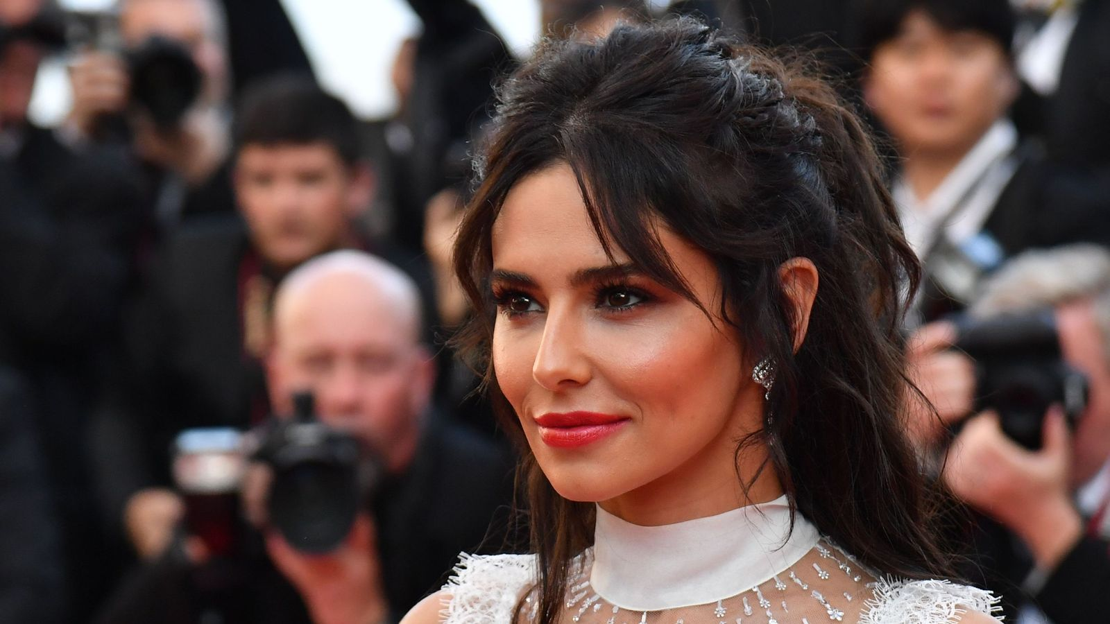Cheryl addresses 'abuse' over X Factor performance