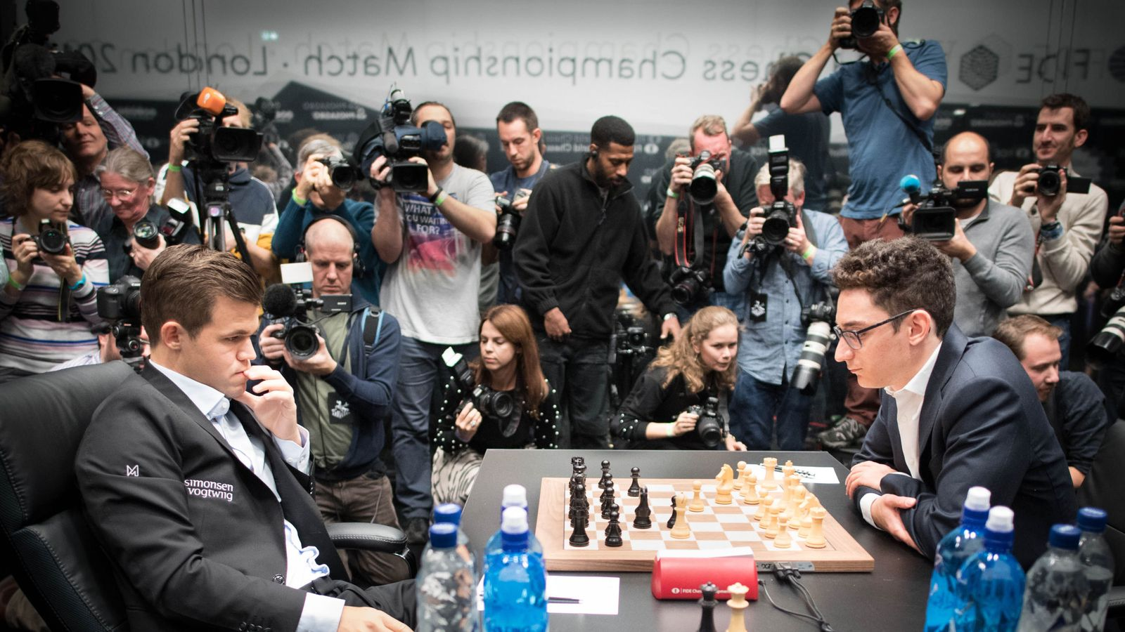 Checkmate! Reigning champion Magnus Carlsen retains world