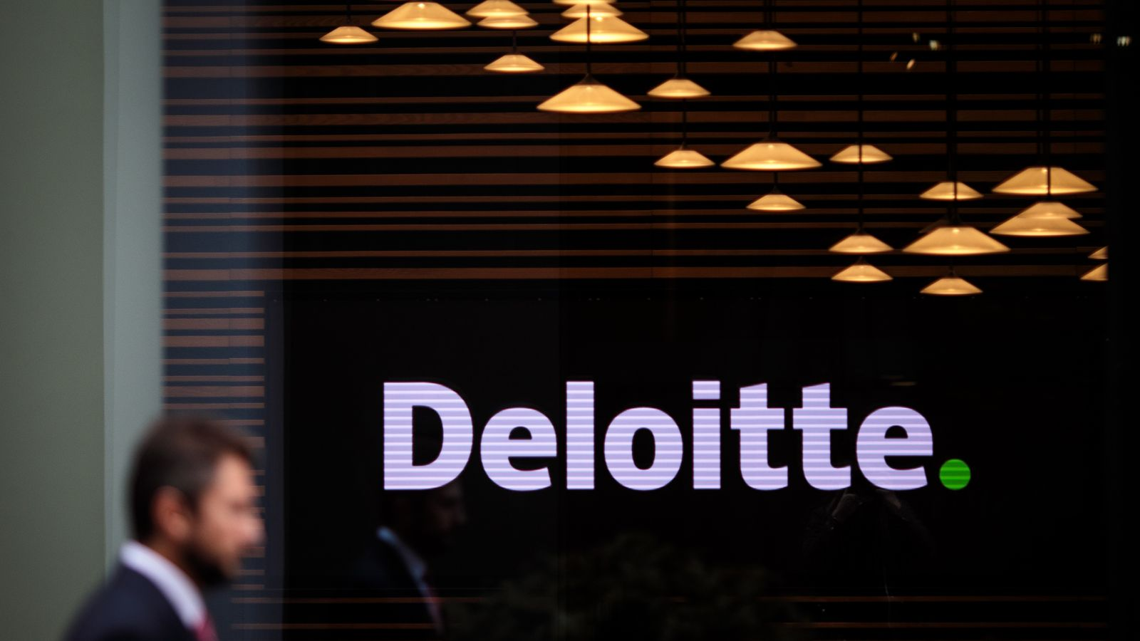 Technology Management Image: Consulting Chief Is Front-runner To Lead Deloitte