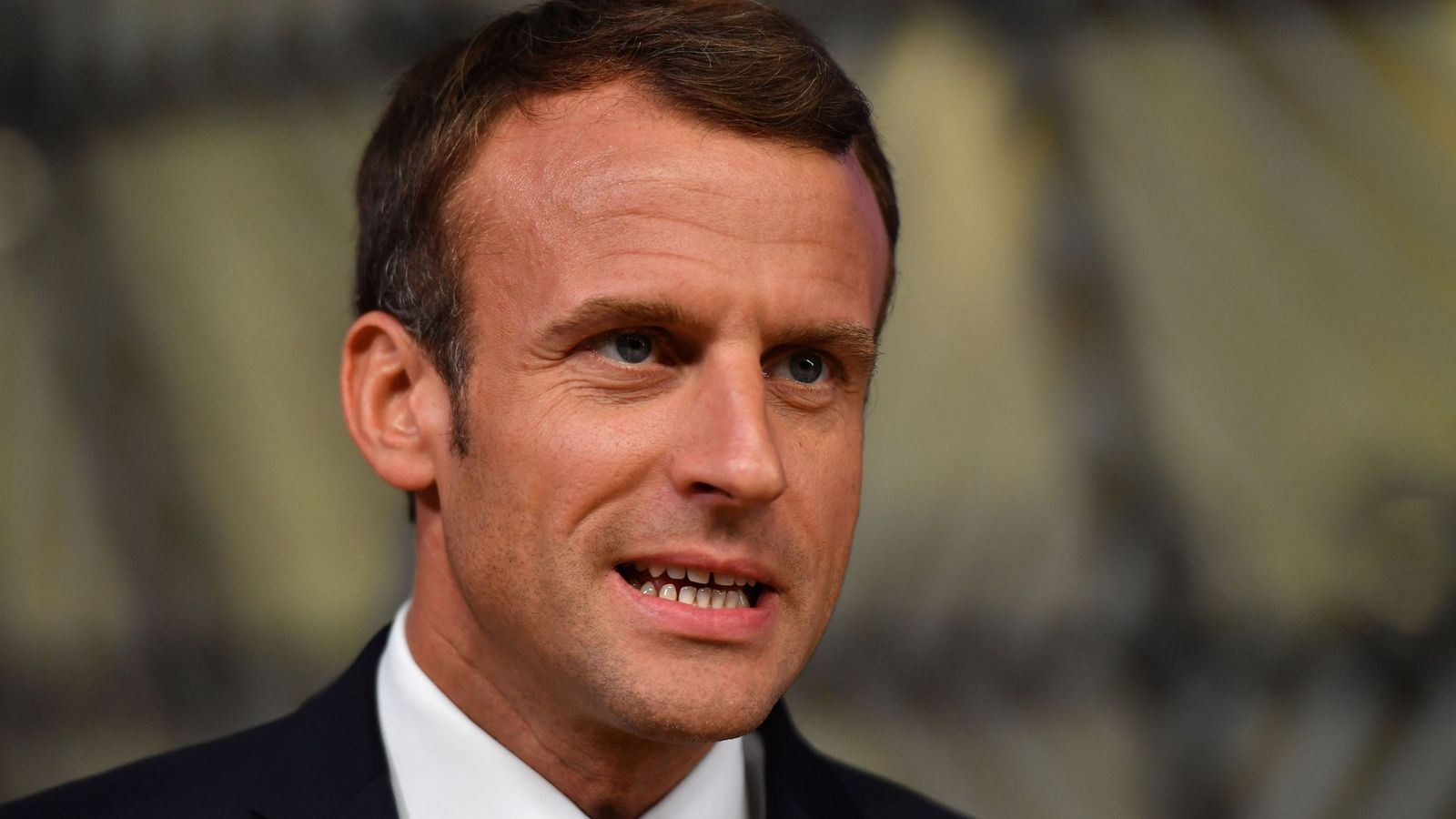 Macron calls for European army to defend against US
