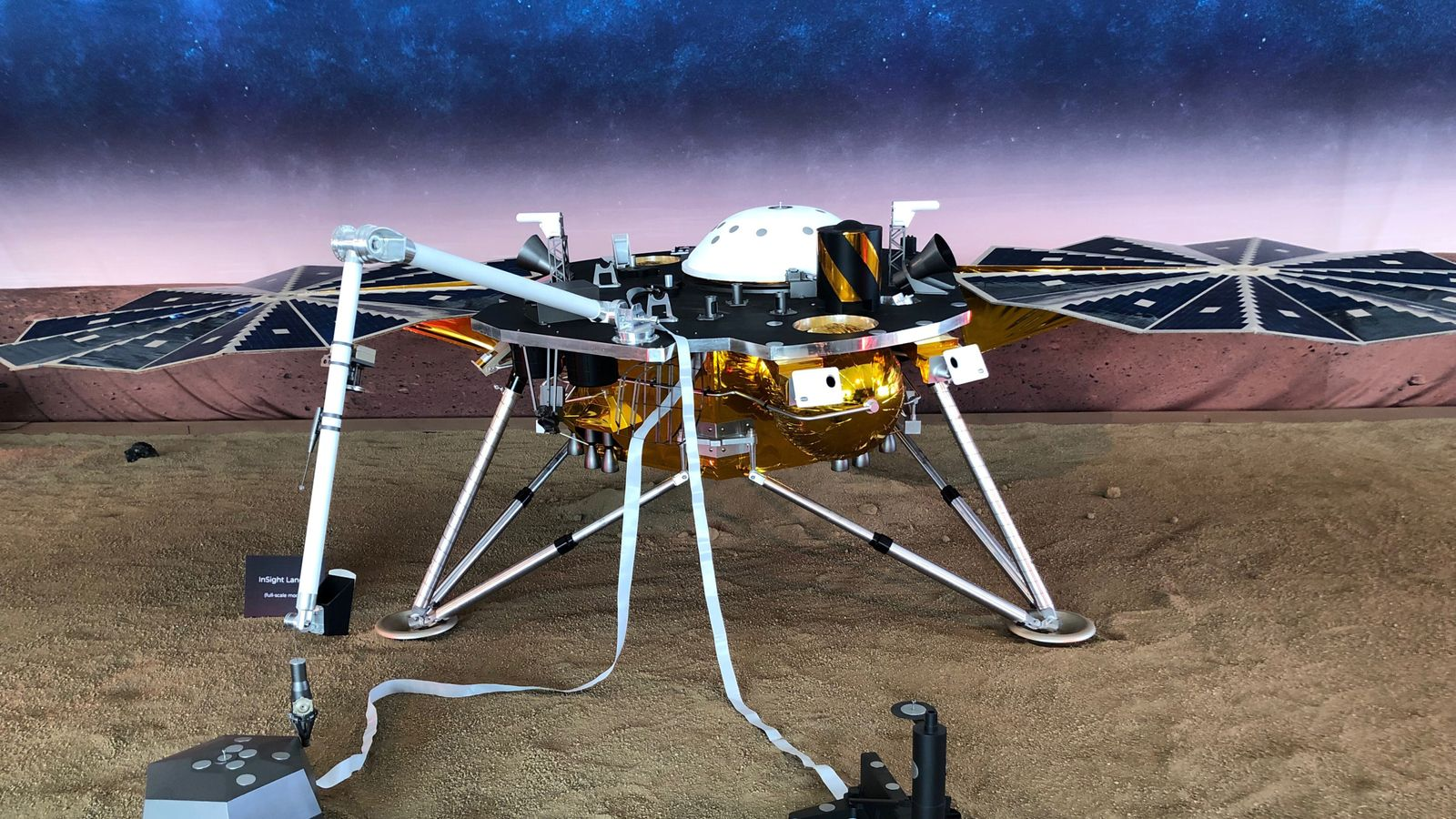 mars rover insight photos - photo #8