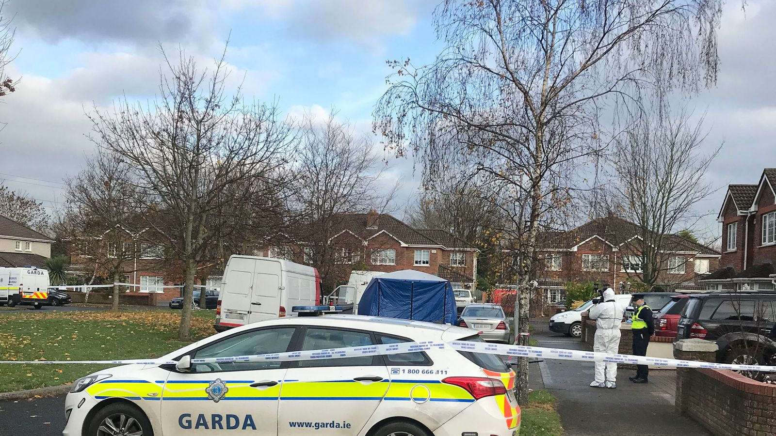 Man shot dead outside home 'linked to Hutch gang'