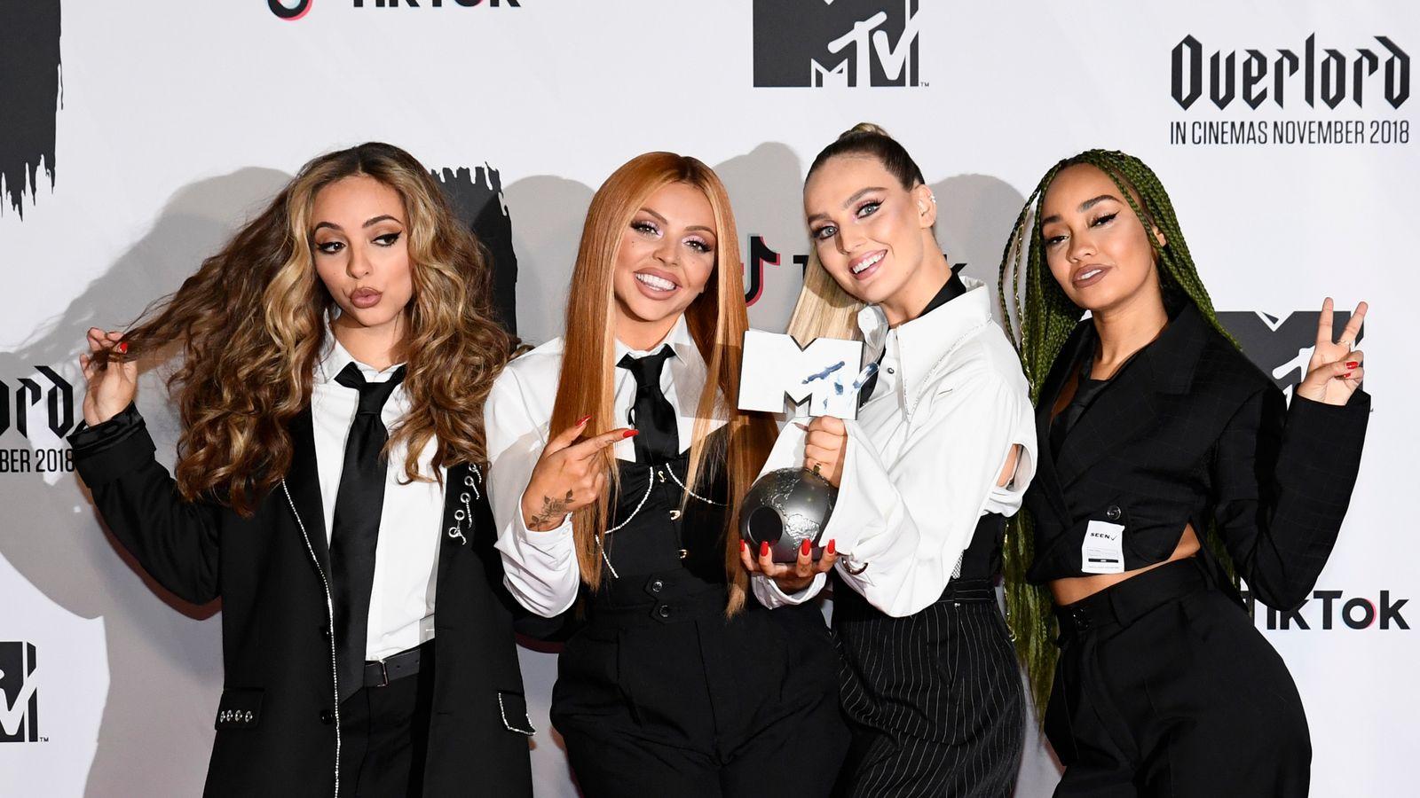 SnapCacklePop: New Video Alert - Little Mix - Salute