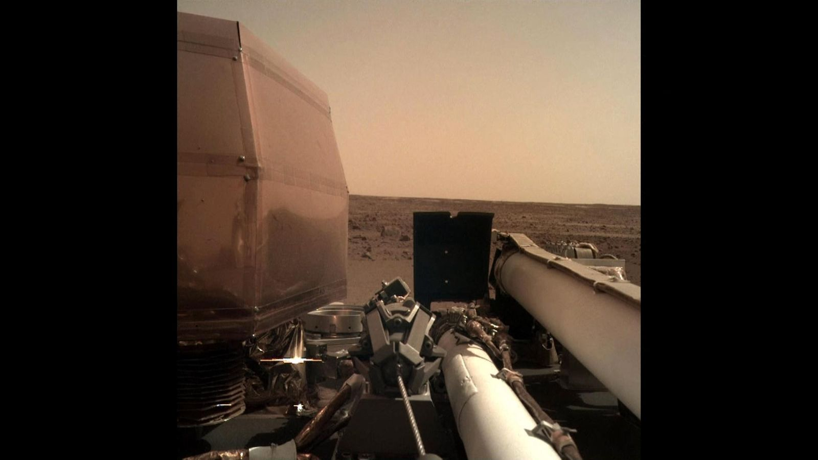 mars rover insight photos - photo #16