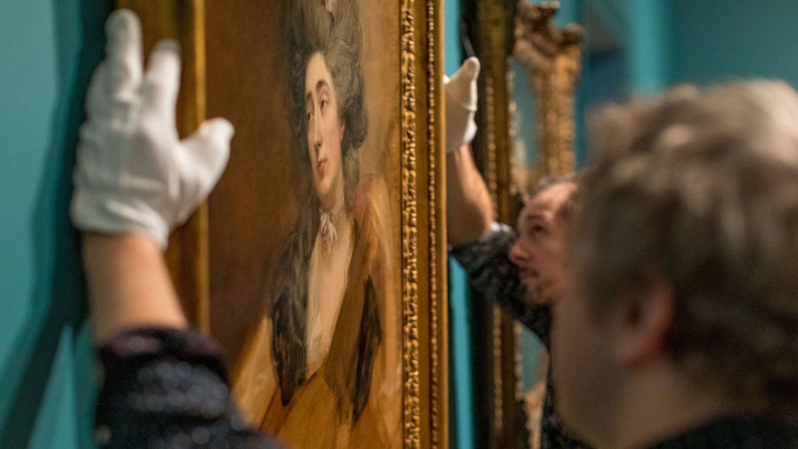 Gainsborough art rediscovered thanks to Country Life ad