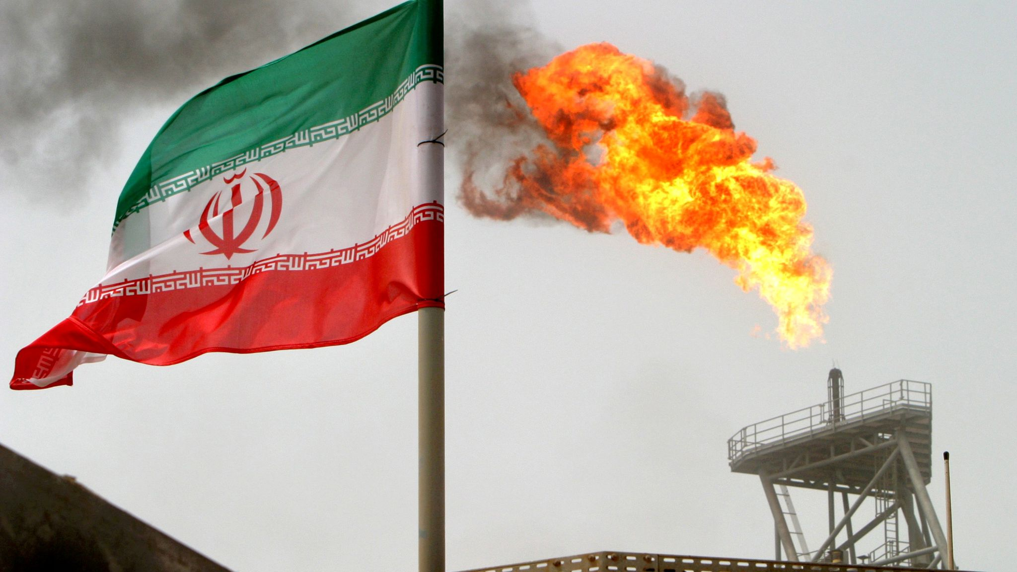 What are the US sanctions on Iran? | World News | Sky News