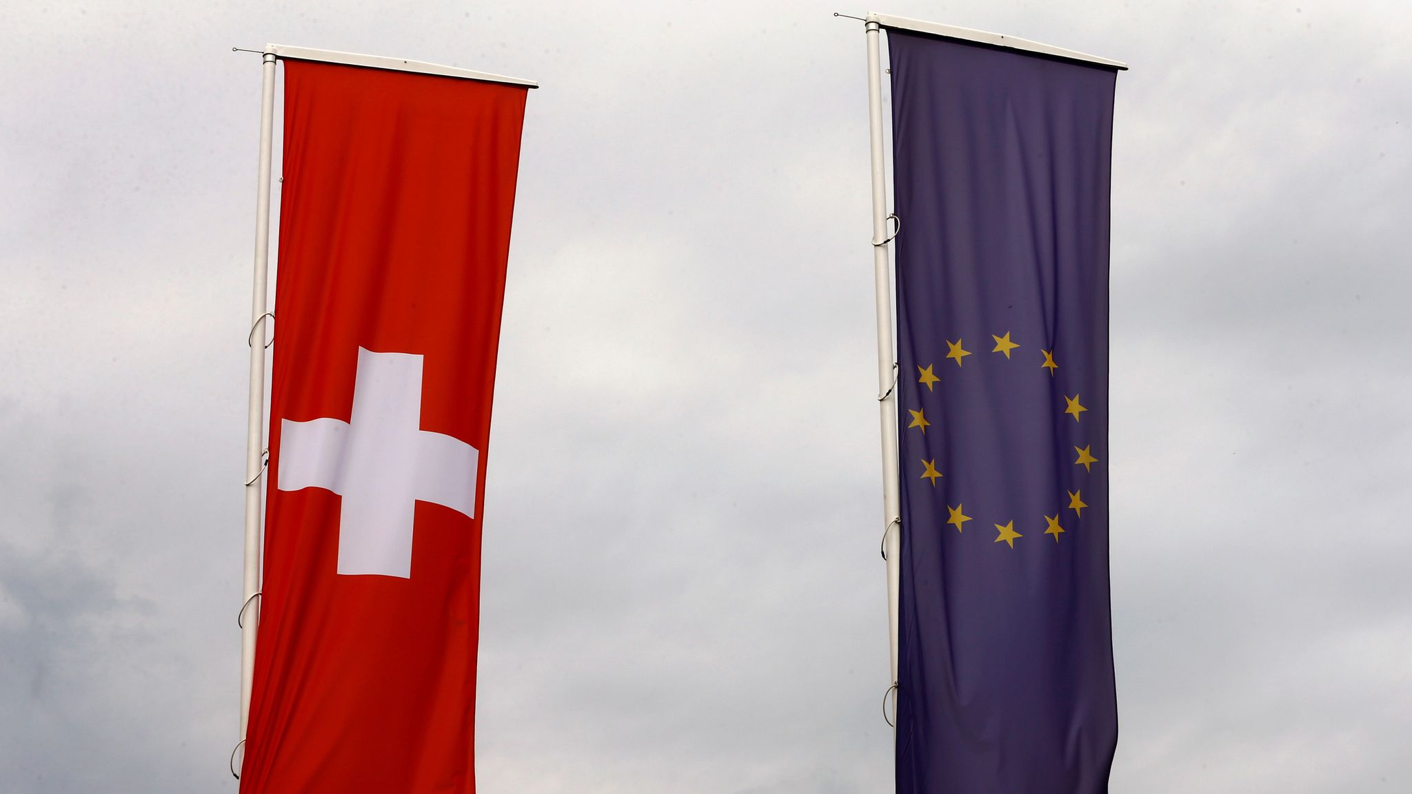 Decades-long row between EU and Switzerland hits tipping point - and what the UK can learn
