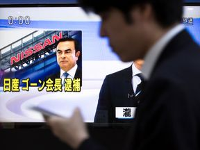The arrest of Carlos Ghosn has dominated the headlines in Japan