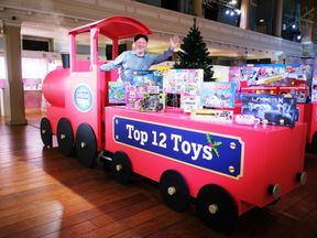 DreamToys have selected the top 12 Christmas toys for 2018