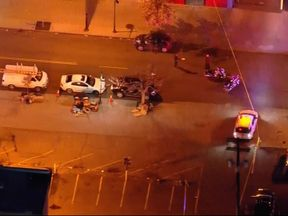 At least one person has died in the Denver shooting