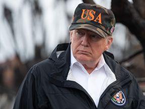 Norway's president says he did  not discuss raking forests when he met Donald Trump