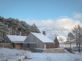 Lochside House in the Scottish Highlands has been crowned House Of The Year