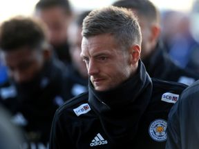 Jamie Vardy says the chairman was part of their extended family
