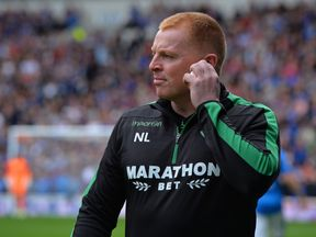 Lennon said the incident left him 'fizzing'