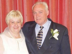 James and Susan Kenneavy who police are searching for after their Ford Kuga car was found empty on Drummore beach near Stranraer