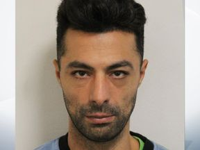 Sharife Elouahabi pleaded guilty to fraud after saying he was living in the block of flats at the time of the 2017 fire.