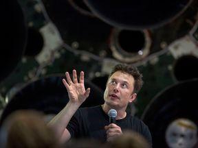 Tesla's chief executive said the company was 'bleeding money like crazy'