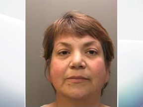 Alemi, 55, was jailed for fraud in October. Pic: Cumbria Police