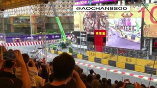 preview imageSophia Floersch, a 17-year-old Formula 3 driver, has fractured her spine in a horror crash during the Macau Grand Prix.