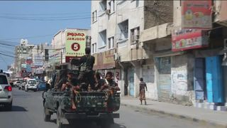 Houthi rebels want to freeze military operations in Yemen