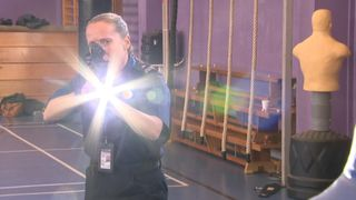 Met Police are training more female firearm officers.