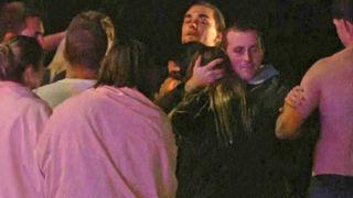 Eyewitnesses describe California mass shooting