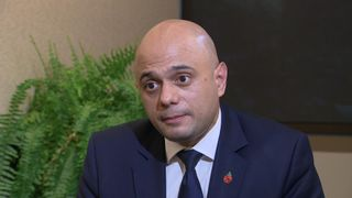Sajid Javid says the public is right to be concerned about knife crime