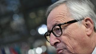 European Commission President Jean-Claude Juncker said that he would be deeply sad if he was a British citizen