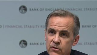 The Bank of England governor Mark Carney is worst offset by Bretton