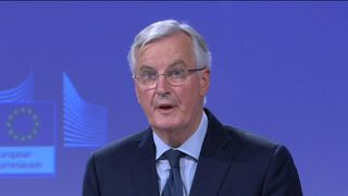 Michel Barnier gives provides some detail on the proposal for Northern Ireland under the draft Brexit agreement